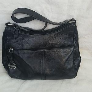 Croft & Barrow Black Leather  Purse